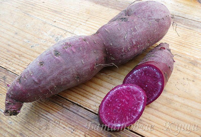 Что такое батат сладкий картофель и с чем его едят 9