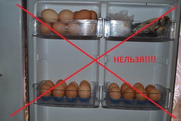 Срок годности яиц сырых, вареных, пасхальных, очищенных при хранении в холодильнике, подвале, морозилке 12