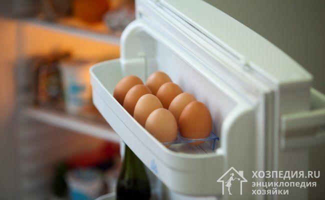 Срок годности яиц сырых, вареных, пасхальных, очищенных при хранении в холодильнике, подвале, морозилке 5